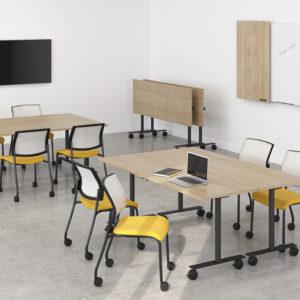 Quorum Training Room Plan 26 (includes seating)