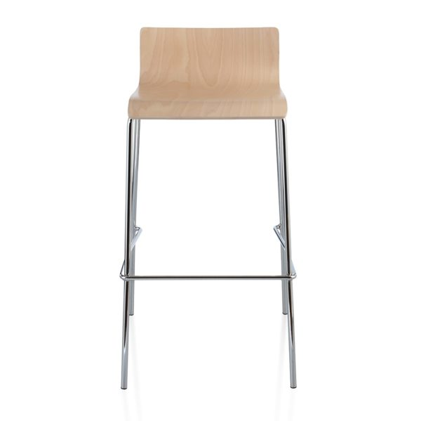 Veinure Cafe Height Stool in Natural